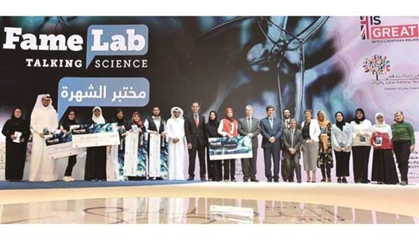 Over 330 take part in FameLab contest