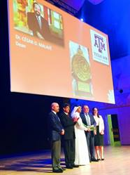 Global Audience for Qatar National Research Fund Awards