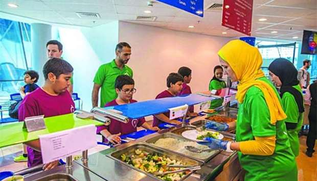 Qatar girls embrace technology to tackle obesity