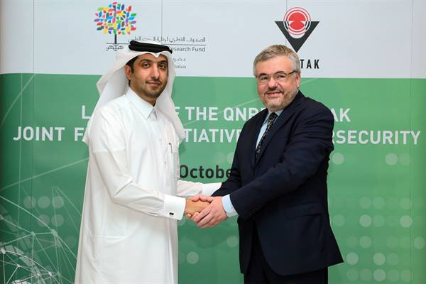 QATAR NATIONAL RESEARCH FUND AND TURKISH RESEARCH LEADERS LAUNCH BILATERAL CYBERSECURITY PROGRAM