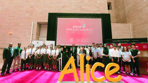 Students showcase programming skills at Alice event