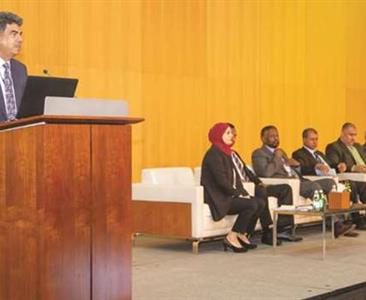 QNRF session focuses on research funding opportunities