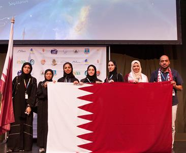 QATAR NATIONAL RESEARCH FUND SUPPORTS STUDENT PARTICIPATION IN INTERNATIONAL OLYMPIAD ON ASTRONOMY AND ASTROPHYSICS