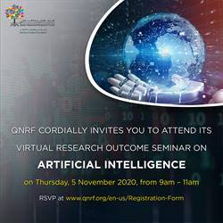 Research Outcome Seminar on Artificial Intelligence