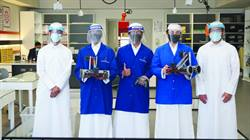 Robotics team mentored by Texas A&M at Qatar finishes 19th at FIRST Global Challenge