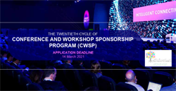 Launch of the 20th Cycle of Conference and Workshop Sponsorship Program (CWSP)