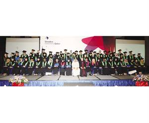 Stenden University Qatar graduates herald new era of excellence