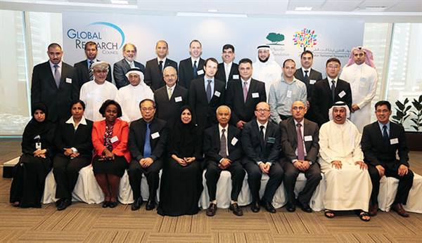 Qatar National Research Fund (QNRF) promotes knowledge sharing and international collaboration