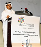 Secondary school students win awards for QNRF research