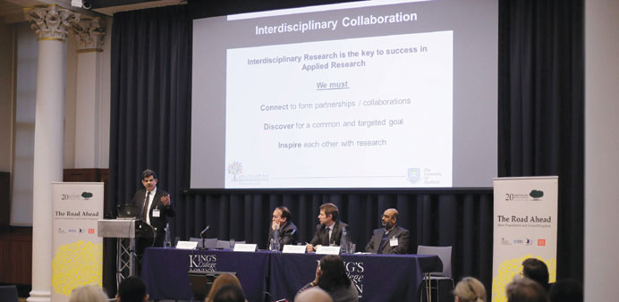 QF-UK forum attracts high turnout from universities