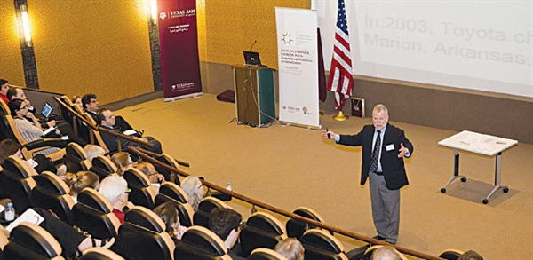 TAMU-Q begins third Liberal Arts International Conference