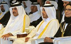HH the Emir Patronizes Qatar University Graduation Ceremony