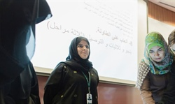 CMU-Q Hosts Lecture on Arabic Language Learning
