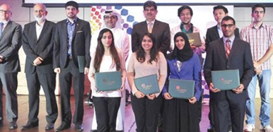 Qatar University water research project bags top honours