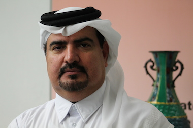 Dr. Abdulla Al Kamali - Special Programs Manager