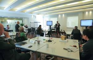 Georgetown workshops discuss food waste reduction in Qatar
