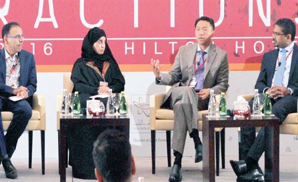Experts explore Qatar's biomedical R&D industry at WCM-Q meeting