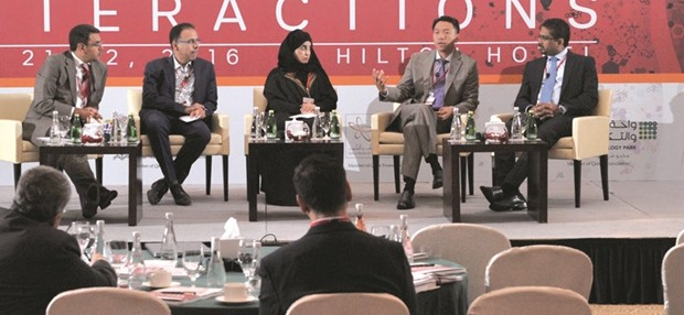Experts from academia, industry discuss strategies at WCM-Q event