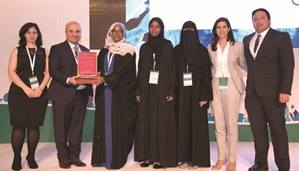 QU-CPH students' projects win awards at regional forums