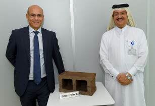 TRL and Qatar launch new innovative building block to help improve sustainability